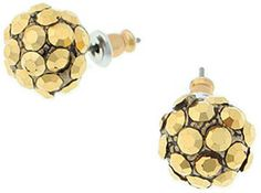 mirror Ball earrings / ShopStyle(ショップスタイル): Accessorize(アクセサライズ)