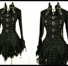 gothic jackets