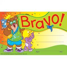 Bravo Recognition Awards