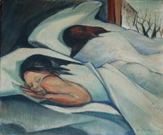 "Mary O. Johnson, ""sleeping"""