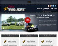 Charlottesville Tow trucks