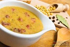 Receita de Caldinho de milho com cambuquira em Sopas e caldos, veja essa e outras receitas aqui!