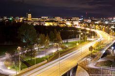 Bridges in Tuira, Oulu Sustainable City, Fall Pictures, Helsinki, Finland, Scenery, Album, Places, Bridges, Paradise