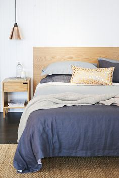 T.D.C   Clearwater, the new 100% bedding collection by Thread Design