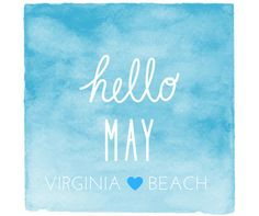 Hot Things To Do in MAY 2017 in VA Beach!