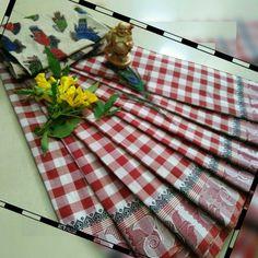 Chettinadu sarees checks design with kalamkari blouses Picnic Blanket, Outdoor Blanket, Cotton Saree, Kalamkari Blouses, Women Wear, Bridal Sarees, Design, Picnic Quilt