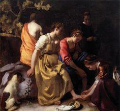 Storehouse of Memory: Dior & Vermeer: Alta Costura 2009