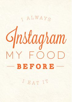 Simple Poster: Instagram by Paul Worm