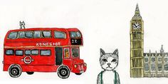 Coral and Tusk is going to London!! Meet us at Renegade Craft Fair April 11 + 12 at the Truman Brewery