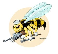 Tat for my grandpa mike i want to get. Sea bees in the navy