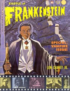 CASTLE OF FRANKENSTEIN 3,