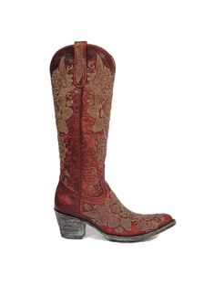Old Gringo Women's Nicolette Western Boot >>> Read more reviews of the product by visiting the link on the image.