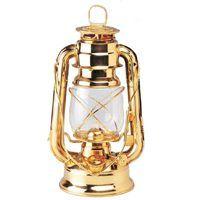 #76 Solid Brass Lantern