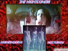 "Las brujas merodeadoras que aceechan a Miss Vanessa Ives. ""The Nightcomers"""