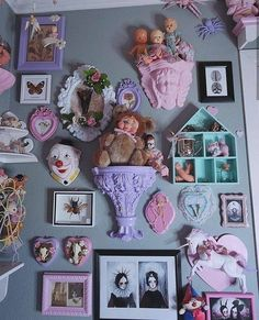 Wohnen But it is important to remember that just starting out that you are not a home brewing purist Pastel Decor, Pastel Room, Pastel House, Goth Bedroom, Room Ideas Bedroom, Gothic Room, Goth Home Decor, Diy Inspiration, Cute Room Ideas