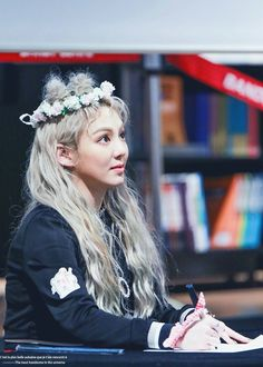 SNSD : ♤ HyoYeon ♤•효연• : Wannabe Fansign At Bandi & Luins Central City