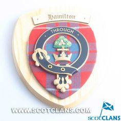 Large Hamilton Clan