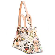 Disney Sketch Tassel Tote Bag by Dooney & Bourke  -  Maybe not this particular one, but definitely getting myself a Dooney & Bourke bag this trip!!