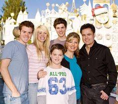 Donny Osmond's Family
