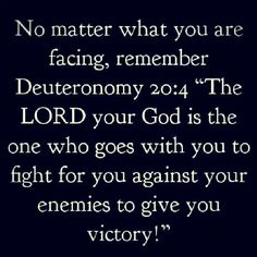 Victory is yours through Christ Jesus!