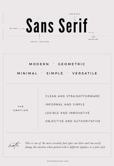 How to Choose Fonts That Reflect Your Brand Style and Font Psychology How to Choosing Font Combinations and Font Pairings Based on your Brand Style. Pairing Fonts for your brand and website, website font. Graphic Design Fonts, Design Logo, Web Design, Layout Design, Design Posters, Web Layout, Brand Design, Flat Design, Brochure Design