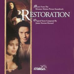 Restoration (Music from the Motion Picture Soundtrack), James Newton Howard. Martin Scorsese, Popular Music, Soundtrack, Restoration, The Creator, Sleep, The Originals, Youtube, Movie Posters