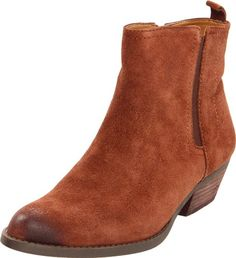 Amazon.com: Nine West Women's Sosie Ankle Boot: Shoes, $60