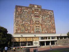 Central University City Campus of the Universidad Nacional Autónoma de México