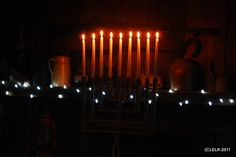 """Chanukkah""  The Festival of Lites"