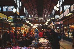 By CNN the number one market of Europe - Great Market Hall Budapest Émile Zola, the French authorwrote that Les Halles is the stomach of Paris. This could also be said of the Great Market Hall: it is. Number One, Budapest, Bugs, Times Square, Europe, Paris, Beetles, Insects