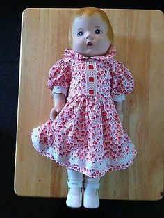 Vintage-18-Daisy-Kingdom-Patsy-Doll-1991-in-original-Outfit