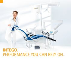 Find out more at www.sirona.com/INTEGO