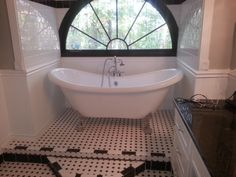 Turn An Outdated Master Bathroom Into A Modern Classic An Oval