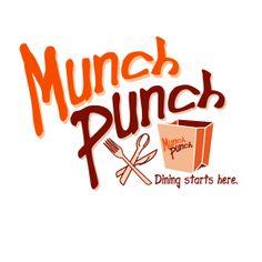 Munch Punch Logo