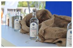 ouzo_plomariou Burlap, Reusable Tote Bags, Drinks, Drinking, Beverages, Hessian Fabric, Drink, Beverage, Jute