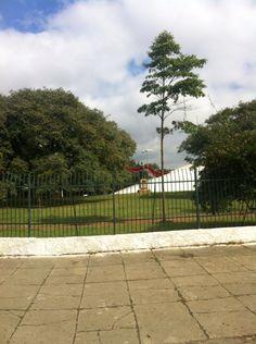 Teatro Oscar Niemeyer. Parque do Ibirapuera.