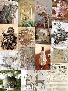 Vintage Christmas Inspiration!