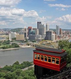 Pittsburg beautiful city!