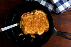 Sweet Potato and Toasted Pecan Grilled Cheese | Vegetarian Thanksgiving Recipes - NYTimes.com