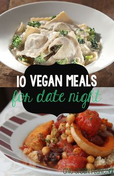 10 Finger-licking Vegan Meals to Cook For Your Date