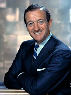 James David Graham Niven (1 March 1910 - 29 July 1983),[1][2] known professionally as David Niven, was an English actor and novelist, popular both in Europe and the US.