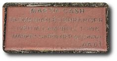 Convict Trail Database.  The Convict Brick Trail can be located at Campbell Town, Tasmania