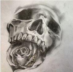 Tattoo Designs Drawings Sketches Inspiration Beautiful 31 New Ideas Dark Art Tattoo, Tattoos, Skull Drawing Sketches, New Tattoo Designs, Sketch Inspiration, 3d Tattoo, Best 3d Tattoos, Tattoo Sketch Art, Tattoo Designs