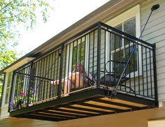 true balcony loft conversion