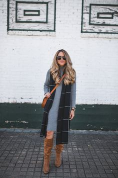 Wear to Work: The Perfect Sweater Dress | The Teacher Diva: a Dallas Fashion Blog featuring Beauty & Lifestyle