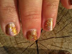 Laetitia H. Autumn Theme, Fall 2016, Essie, Class Ring, Diamond Earrings, Nail Art, Nails, Jewelry, Finger Nails