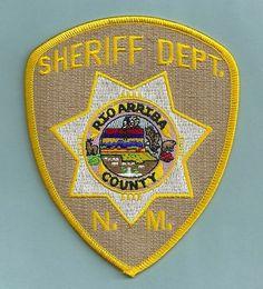 Rio Arriba county Sheriff NM