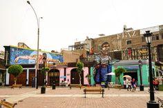 Exploring the street art in Callao Monumental - Callao, Lima - Peru
