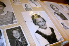 How to digitally scan and organize old family photos. http://downshannonlane.com