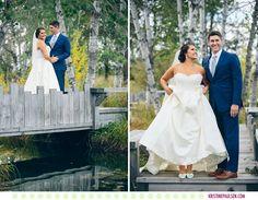 Katie + Anthony :: Autumn Sky Ridge Ranch Wedding in Ronan Montana - Photos by Kristine Paulsen Photography